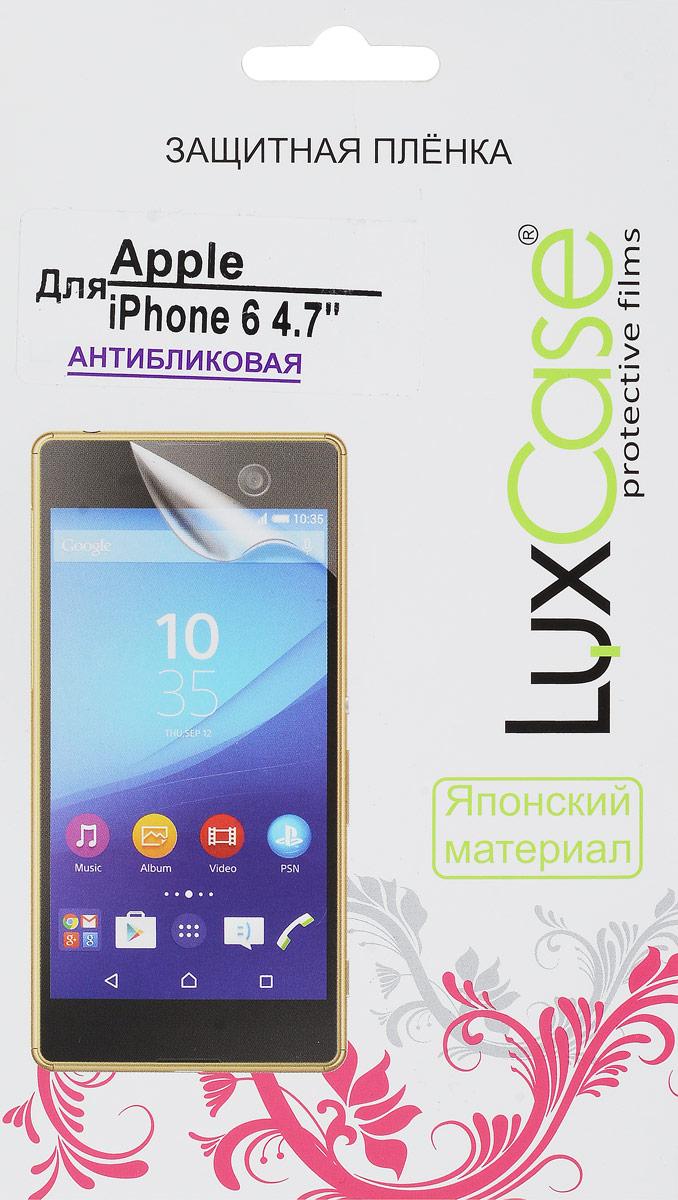 LuxCase защитная пленка для Apple iPhone 6, антибликовая защитная пленка luxcase для apple iphone 6 plus 5 5 антибликовая
