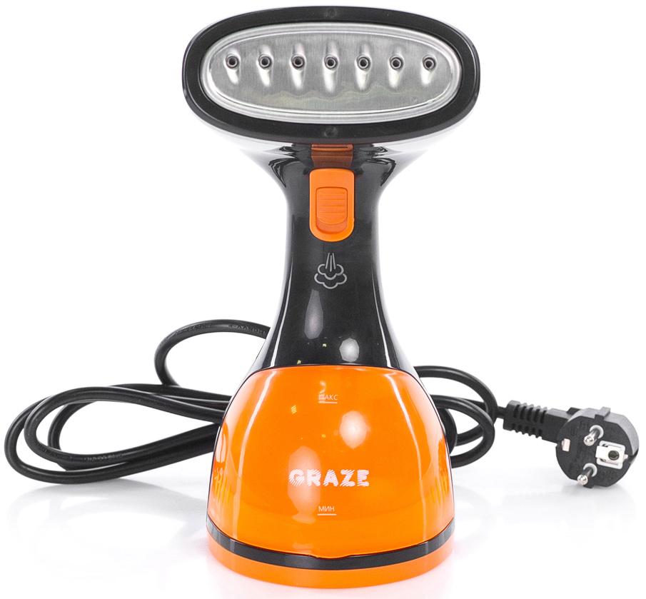 MIE Graze, Orange ручной отпариватель для одежды