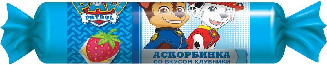 Конфитрейд Щенячий патруль аскорбинка, 20 шт по 30 г аскорбинка конфитрейд 30 г в ассортименте