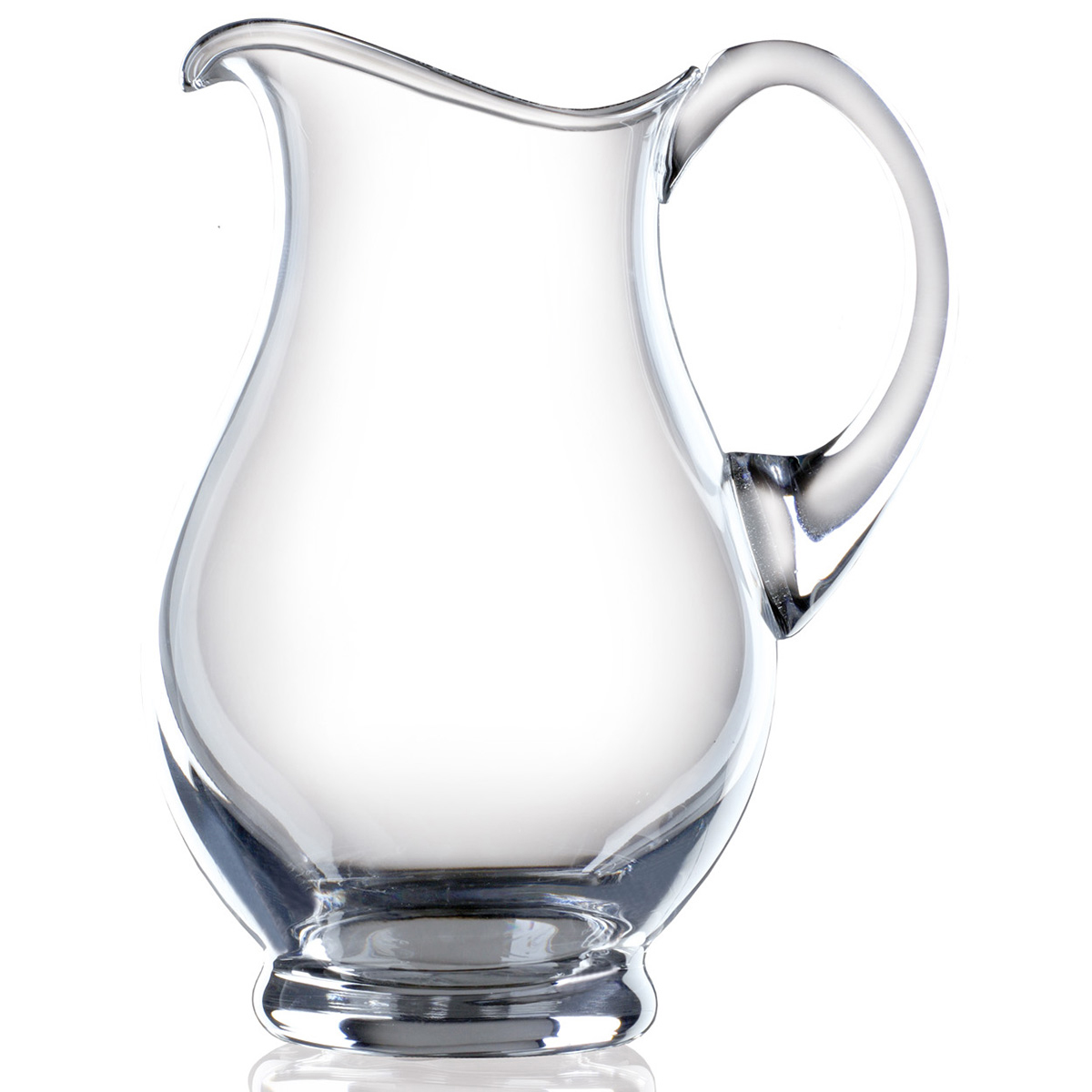 """Кувшины являются неотъемлемой частью сервировки любого стола, в них можно подать воду,  сок, компот и т.д. Кувшин """"Bohemia Crystal"""" из чешского стекла послужит украшением любого  праздника. Объем кувшина составляет 1,5 л."""