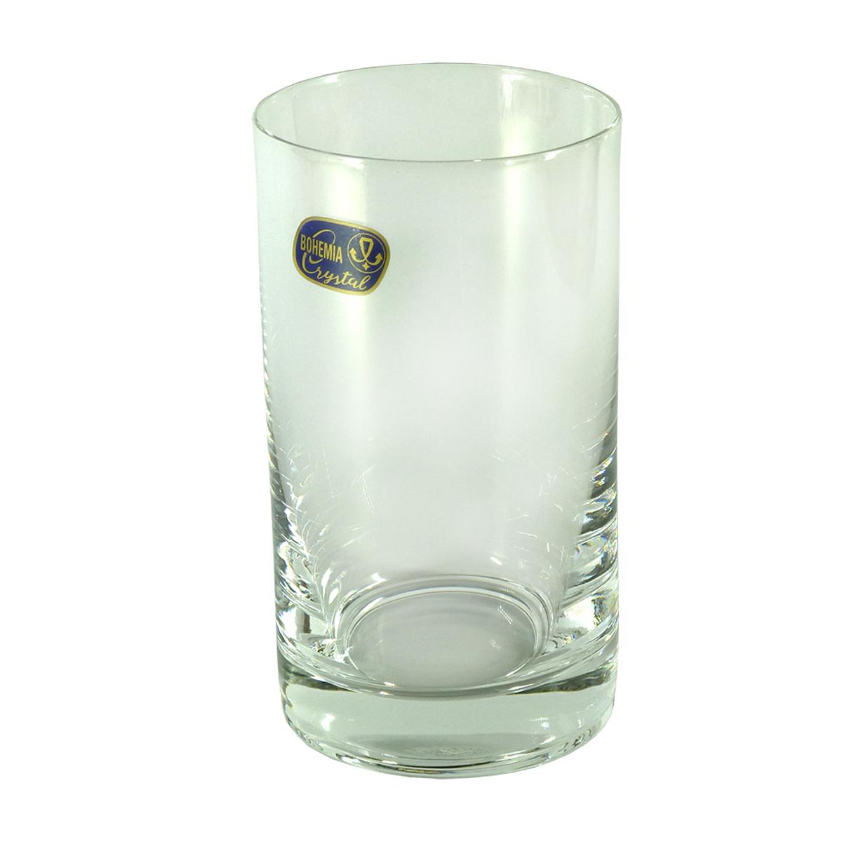 Стаканы для воды Барлайн 230 мл, 6 шт, 25089/230 изделие из богемского стекла Crystalex одного из старейших производителей Чехии. История появления стекла насчитывает более десяти веков. Стекло Crystalex обладает гораздо лучшими эксплуатационными и эстетическими свойствами, чем любое другое. Оно более блестящее, более прозрачное и одновременно более прочное. Изысканные переливы, игра света, красота и изящные формы изделий не перестают поражать своим великолепием. Любое изделие из богемского стекла станет изысканным подарком к празднику или торжественному событию. Красота и роскошь изделия непременно будут оценены по достоинству.