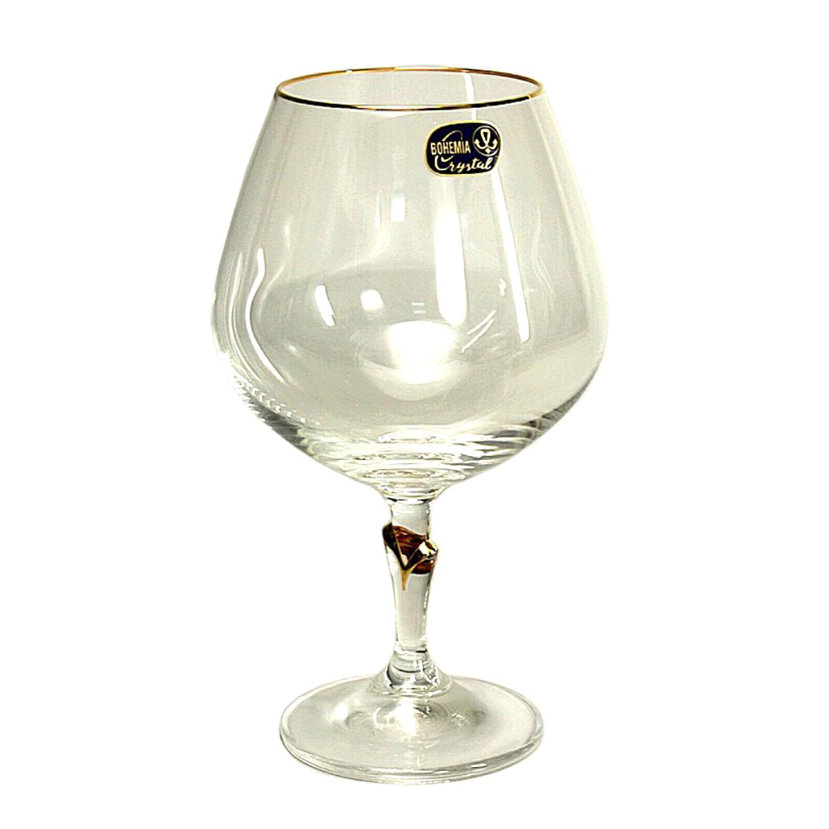 Набор бокалов для бренди Bohemia Crystal Бриджитта, 400 мл, 6 шт. 40303/22720/400 полироль для приборной панели atas plak amarena 400 мл