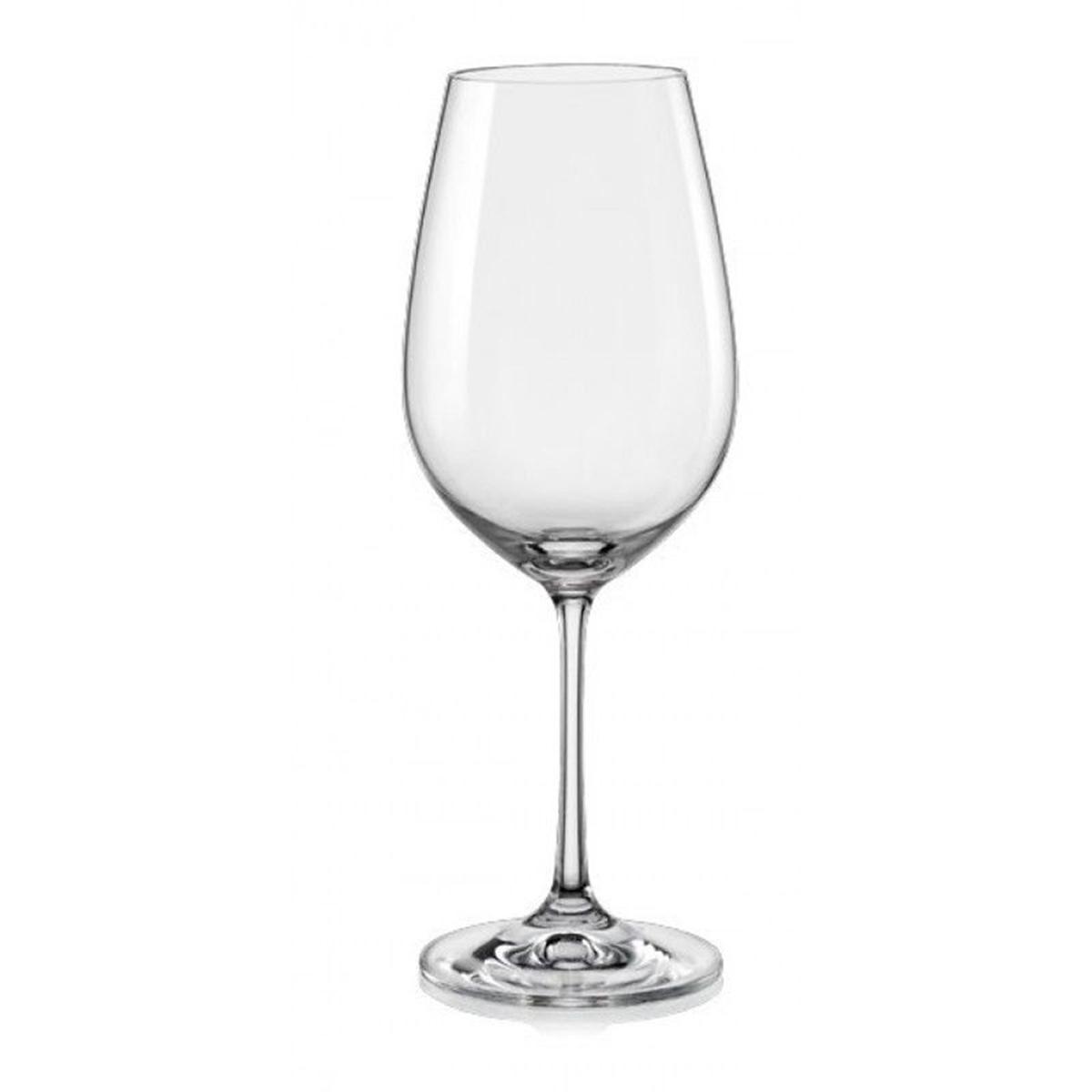 Набор бокалов для вина Bohemia Crystal Виола, 250 мл, 6 шт40729/250Бокалы для вина Bohemia Crystal коллекции Виола порадуют не только вас, но и ваших гостей. Они обладают привлекательным внешним видом, а материалом их изготовления является высококачественное хрустальное стекло. Кроме того, красоту бокала подчеркивает элегантная форма ножки.