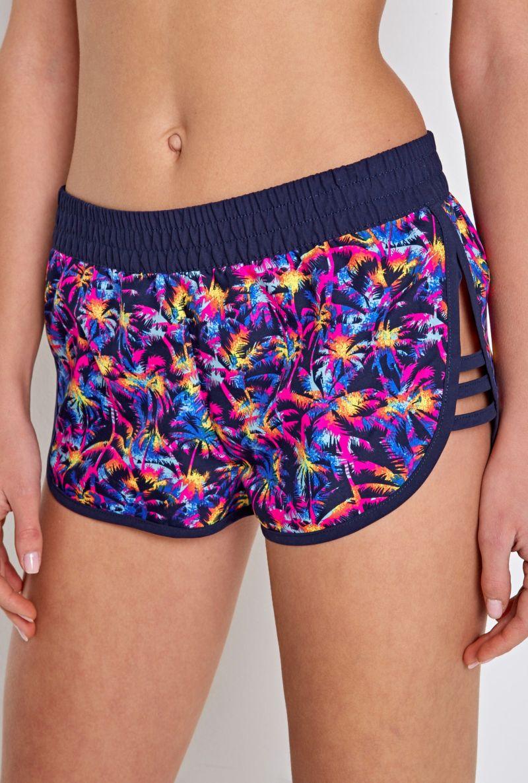 Шорты женские Infinity Lingerie Bechar, цвет: темно-синий, розовый. 31200420020_9000. Размер XL (50) infinity lingerie женщинам