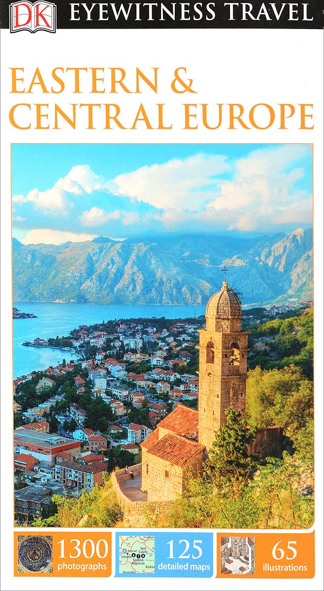 Фото Eastern & Central Europe dk eyewitness top 10 travel guide scotland