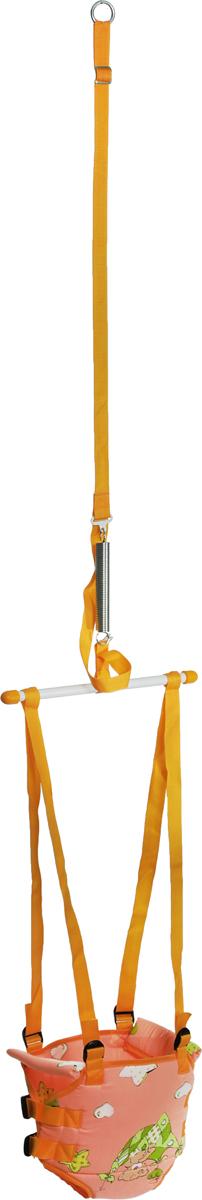 Фея Тренажер Прыгунки Мишки 2 в 1 цвет желтый оранжевый тренажер фея прыгунки 2 в 1 цвет голубой желтый