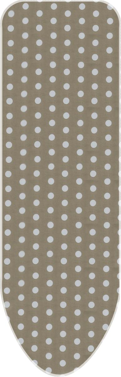 Чехол для гладильной доски Perilla, антипригарный, 130 х 46 смUAB54004Чехол антипригарный Perilla 130*46 - легко одевается и снимается с гладильной доски, можно чистить и стирать , хлопок 100%.