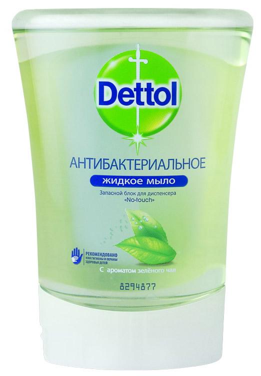 Запасной блок жидкого мыла Dettol, с ароматом зеленого чая и имбиря, 250 мл0362164Запасной блок жидкого мыла Dettol подходит для диспенсера с сенсорной системой No Touch. Диспенсер удобен в использовании, мыло дозируется автоматически, необходимо просто намочить руки и поднести их к сенсору диспенсера.Антибактериальное жидкое мыло для рук Dettol с ароматом зеленого чая и имбиря содержит увлажняющие компоненты, которые заботятся о ваших руках, и одновременно убивают 99,9% бактерий. Характеристики:Объем: 250 мл. Производитель: Франция. Артикул:0362164. Товар сертифицирован. Уважаемые клиенты! Обращаем ваше внимание на возможные изменения в дизайне упаковки. Качественные характеристики товара остаются неизменными. Поставка осуществляется в зависимости от наличия на складе.