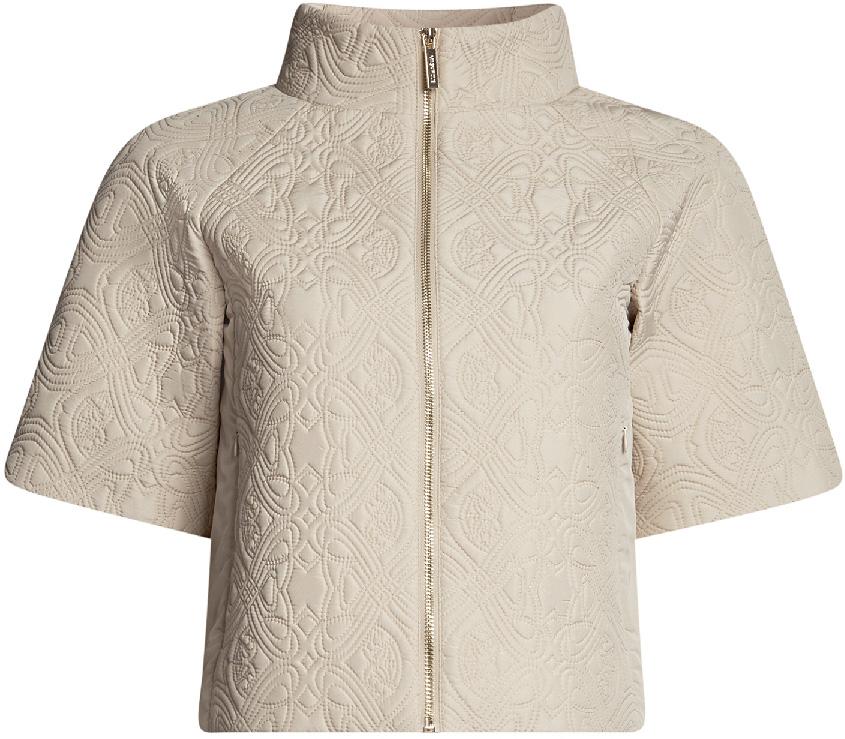 Куртка женская oodji Ultra, цвет: бежевый. 10207002-2/45366/3300N. Размер 34-170 (40-170)10207002-2/45366/3300NЖенская куртка oodji Ultra выполнена из высококачественного материала, в качестве подкладки используется полиэстер. Утеплитель - синтепон. Модель с воротником-стойкой застегивается на застежку-молнию. Спереди расположено два втачных кармана на потайных застежках-молниях.