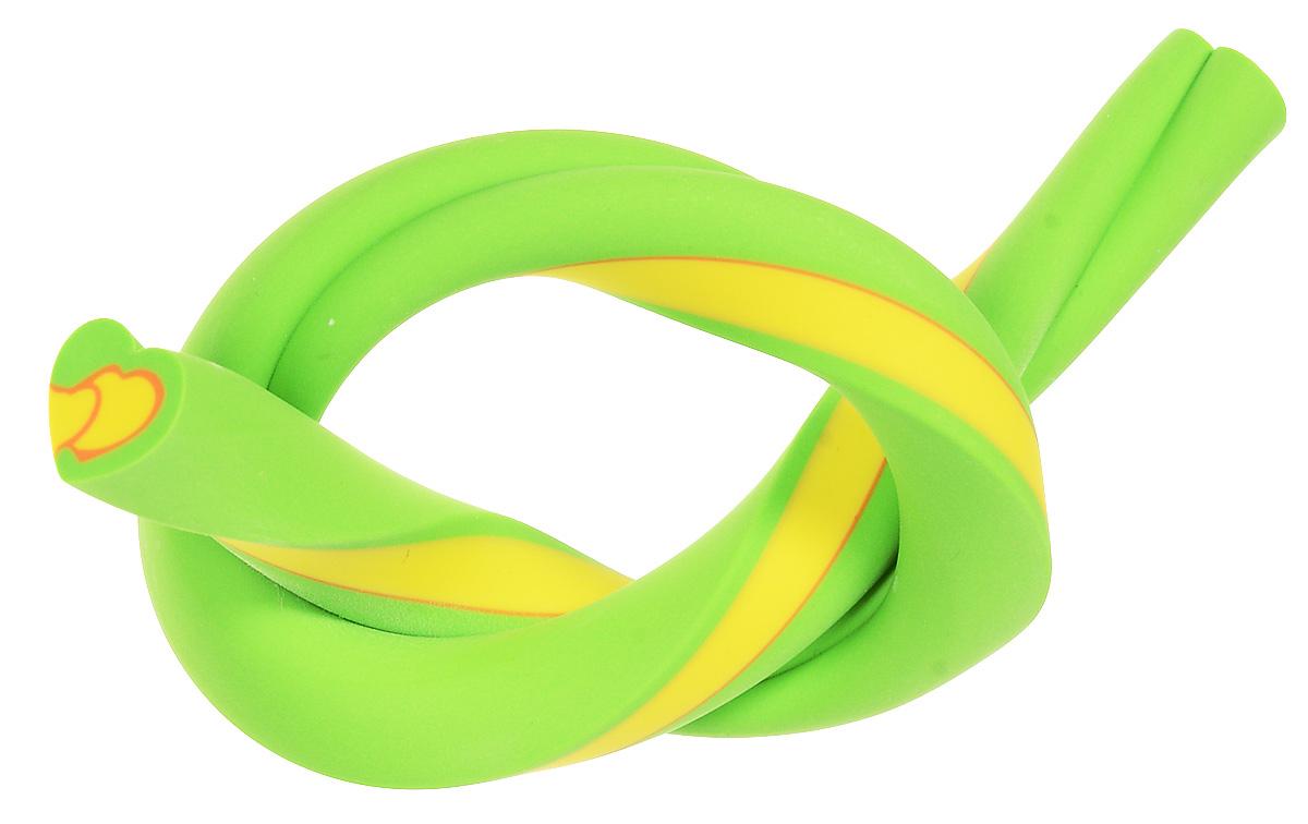 Карамба Ластик Веревка цвет зеленый желтый