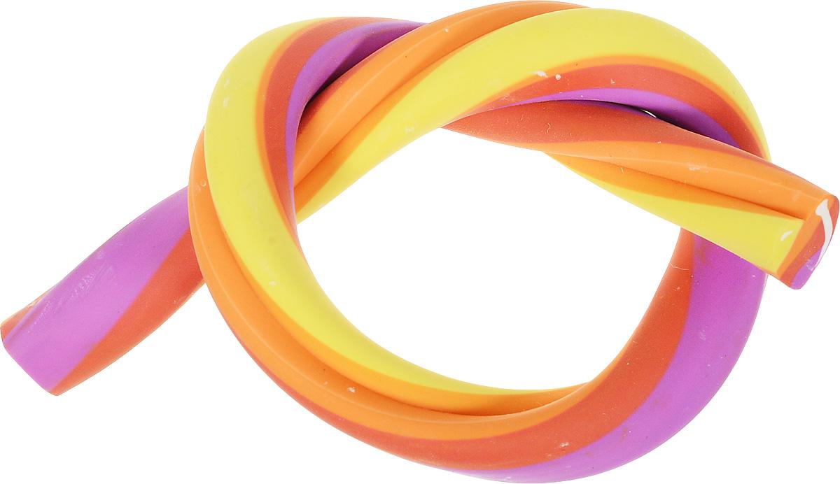 Карамба Ластик Веревка цвет желтый фиолетовый оранжевый2307_желтый, фиолетовый, оранжевыйКарамба Ластик Веревка цвет желтый фиолетовый оранжевый