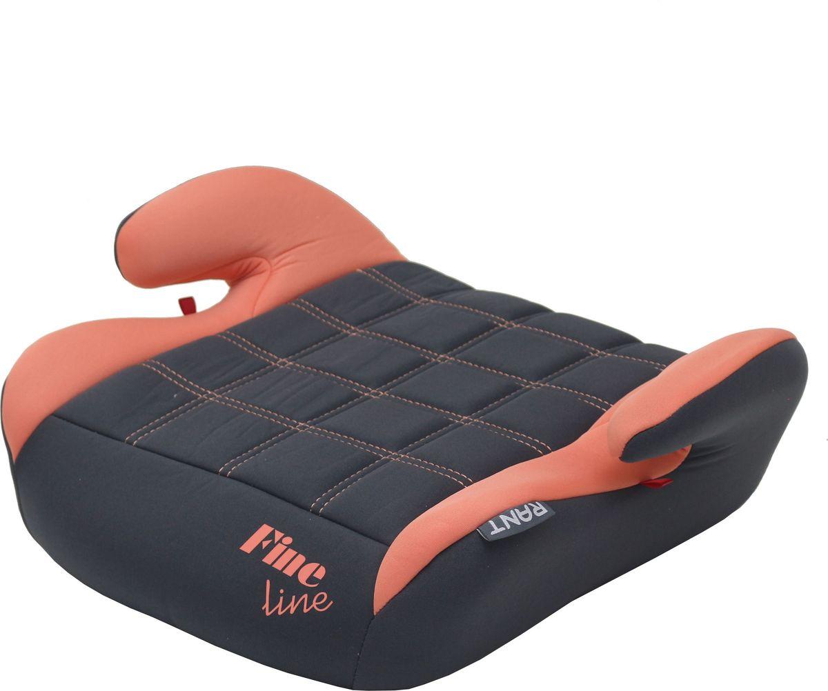 Купить Rant Автокресло Micro Fine Line цвет оранжевый от 15 до 36 кг