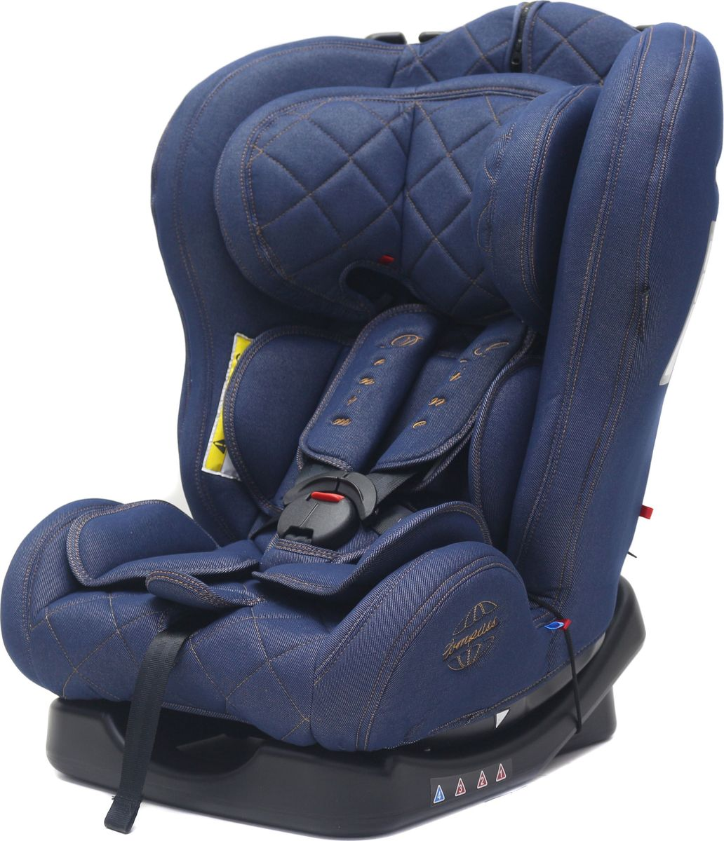 Rant Автокресло Compass Denim Line цвет blue jeans до 25 кг - Автокресла и аксессуары