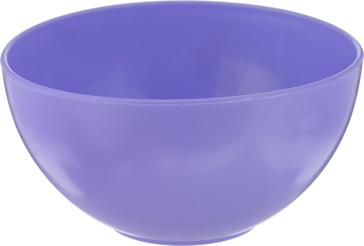 Салатник Gotoff, цвет: фиолетовый, 600 млWTC-244_фиолетовый