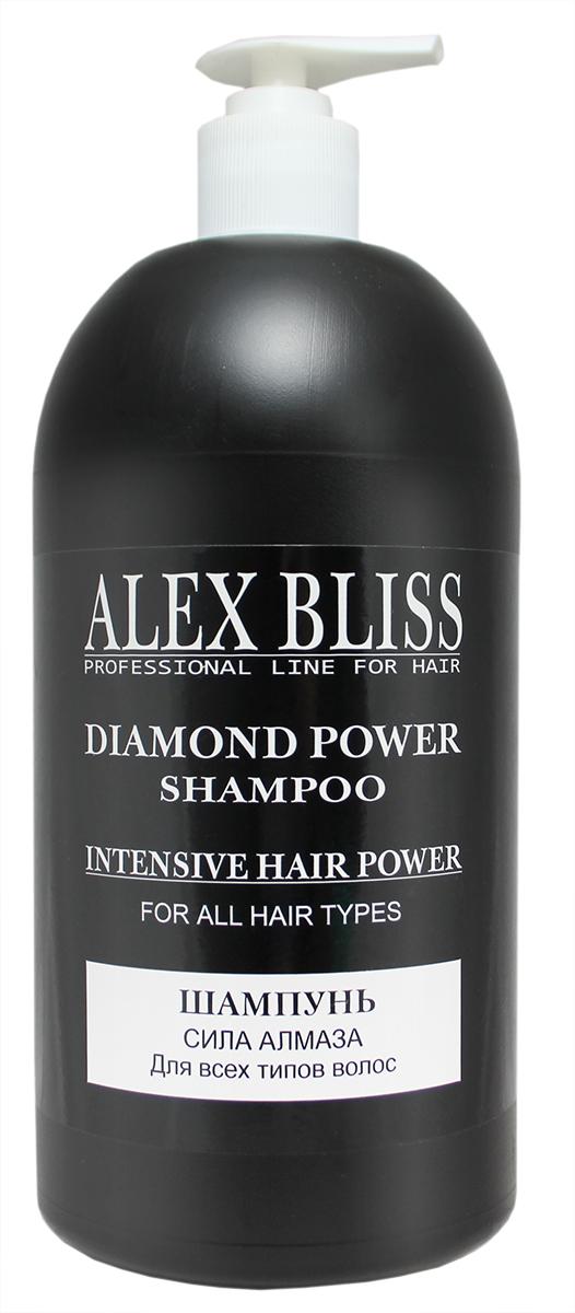 Sanata Шампунь для волос Alex Bliss Сила алмаза, 1 л4670017990777Шампунь Alex Bliss Сила алмаза для всех типов волос содержит натуральный экстракт ромашки. Активные компоненты экстракта ромашки бережно ухаживают за волосами и кожей головы, снимая раздражение, успокаивая и наполняя силой. Восстанавливает естественный баланс кожи головы. Бережно ухаживает за волосами и придает им здоровый вид.