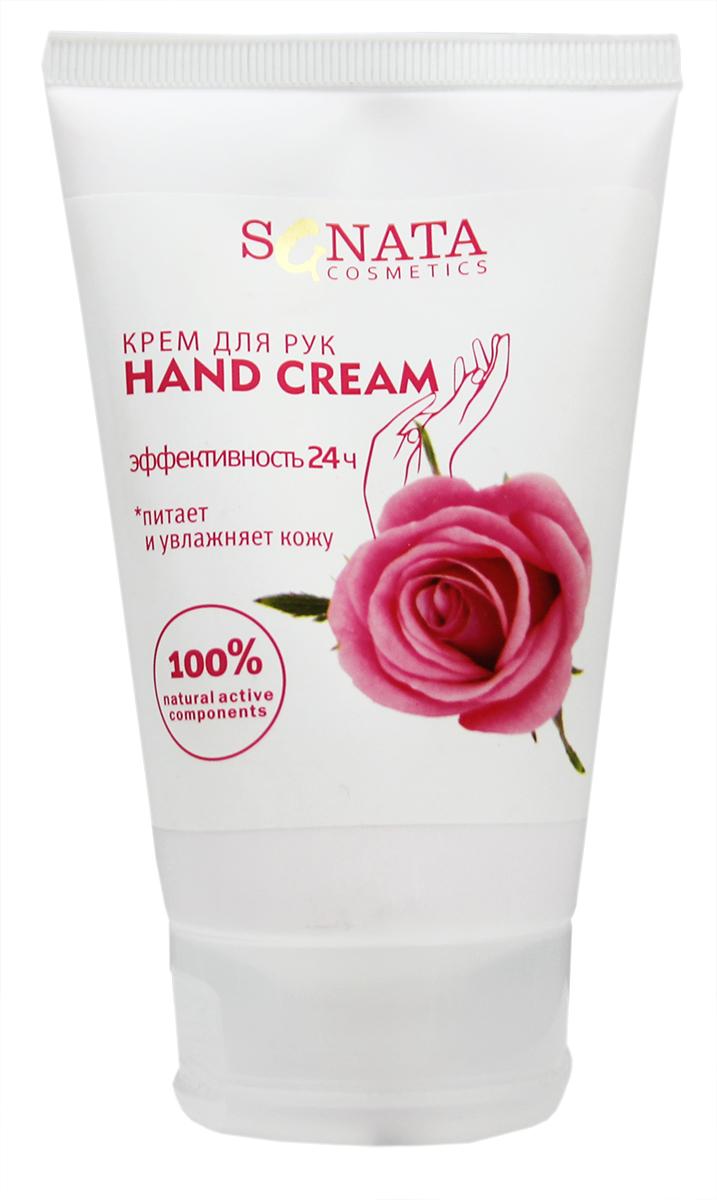 Sanata Крем для рук Sanata Cosmetics Роза, 100 мл4670017993068Крем для рук Роза. Хорошо наносится на кожу, легко впитывается, оставляя приятные ощущения мыгкости и гладкости. Масло Ши ухаживает за сухой огрубевшей кожей рук, делая ее мягкой и гладкой. Экстракт розы устраняет раздражение, оказывает вяжущий и тонизирующий эффект, повышает эластичность и успугость. Крем быстро впитывается, обладает приятным запахом, и дарит кожи ощущение невероятной мягкости.