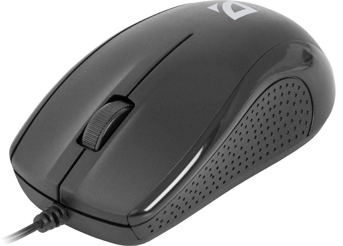 Defender Optimum MB-160, Black проводная оптическая мышь мышь defender optimum mb 150 черный ps 2