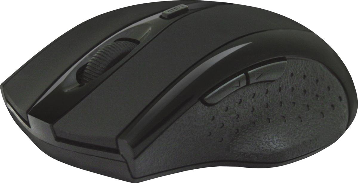 Defender Accura MM-665, Black беспроводная оптическая мышь