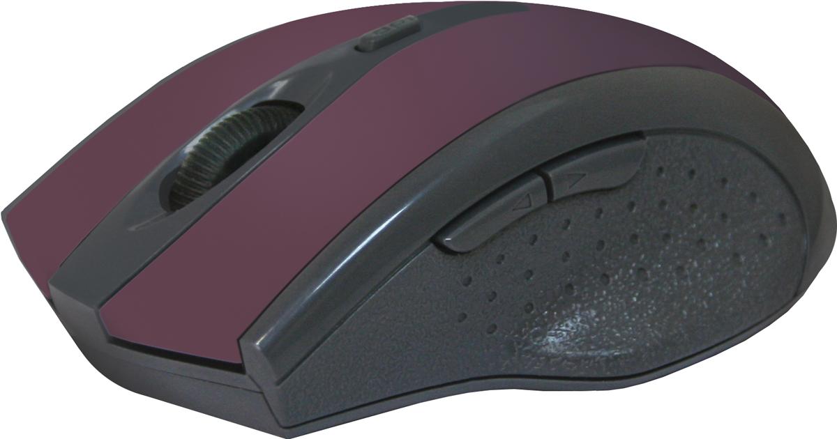 Defender Accura MM-665, Red беспроводная оптическая мышь