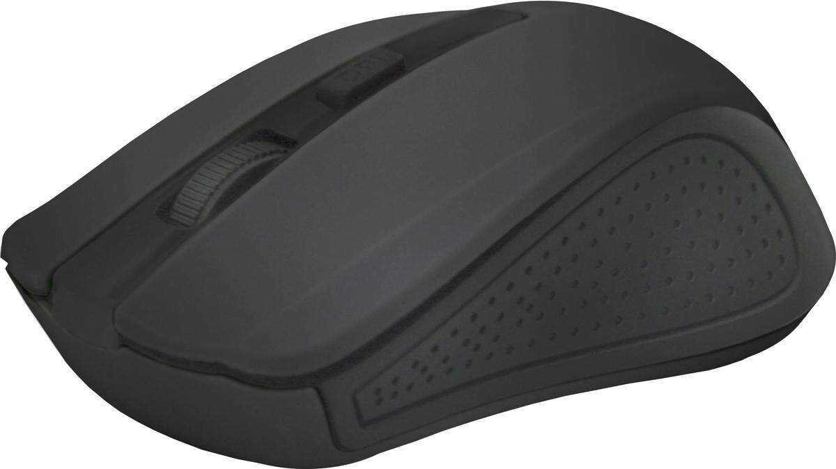 Defender Accura MM-935, Black беспроводная оптическая мышь52935Беспроводная оптическая мышь Defender Accura MM-935 черный,4 кнопки,800-1600 dpi
