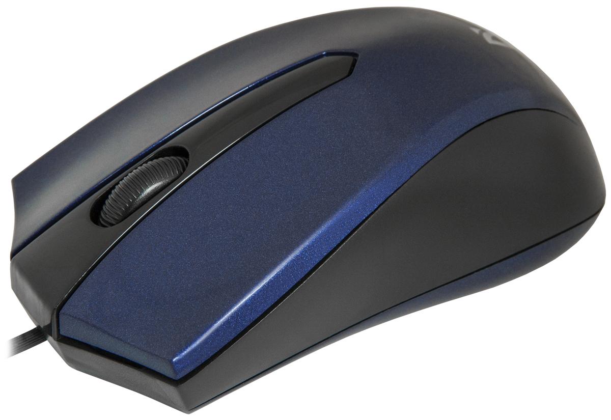 Defender Accura MM-950, Blue проводная оптическая мышь
