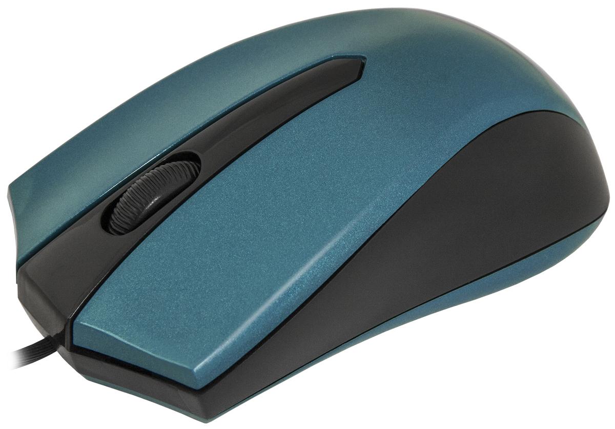 Defender Accura MM-950, Green проводная оптическая мышь
