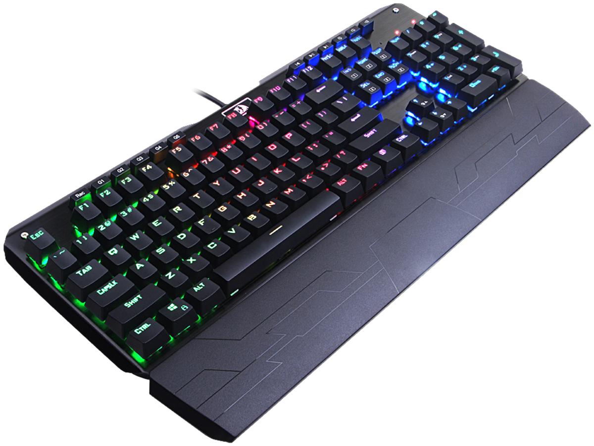 Redragon Indrah RU, Black игровая клавиатура