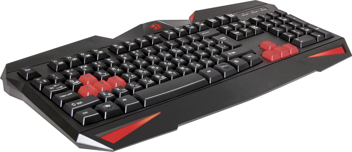 где купить Redragon Xenica RU, Black игровая клавиатура по лучшей цене