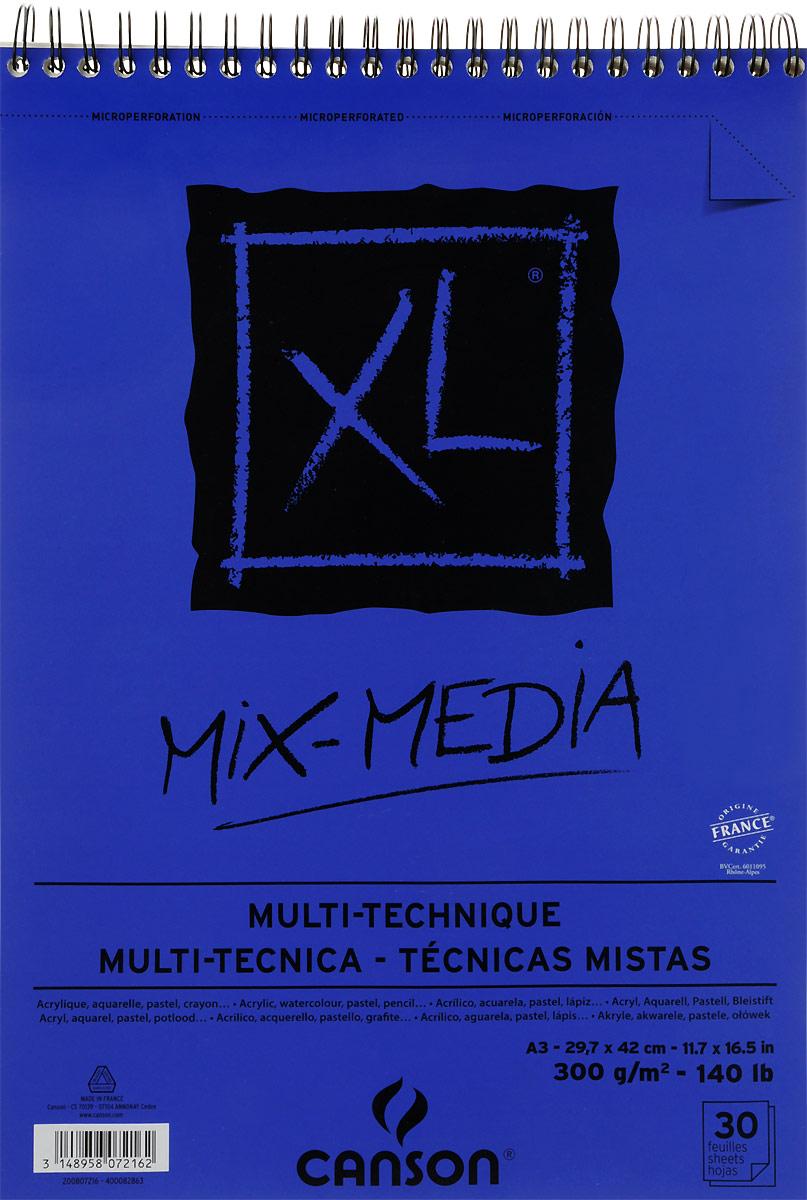 Canson Альбом для смешанных техник Xl Mix-Media 29,7 х 42 см 30 листов - Бумага и картон
