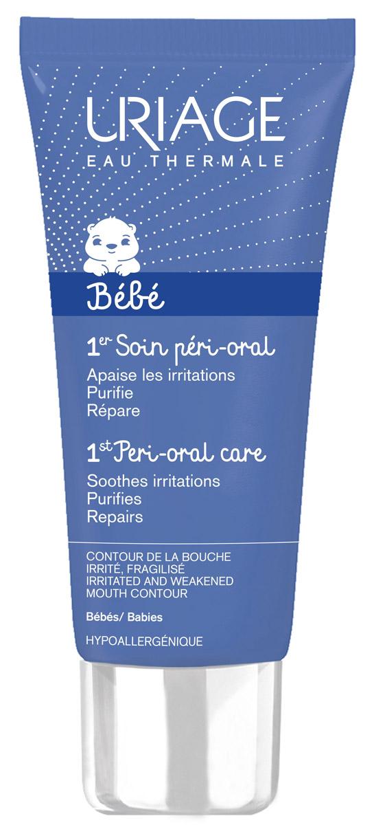 Uriage Восстанавливающий крем Peri-Oral Bebe 30 мл - Для детей