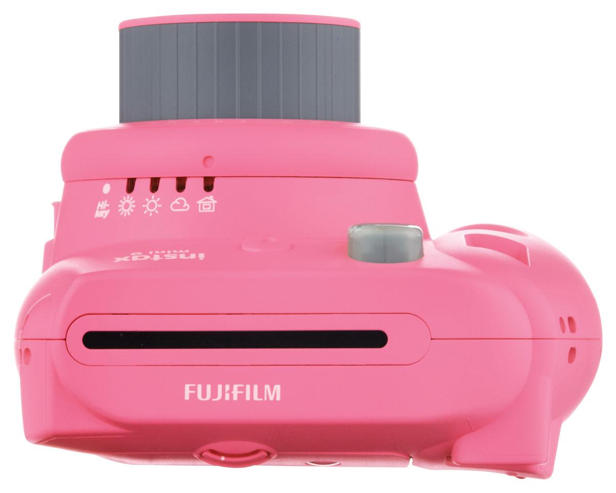Fujifilm Instax Mini 9, Pinkфотокамера мгновенной печати Fujifilm
