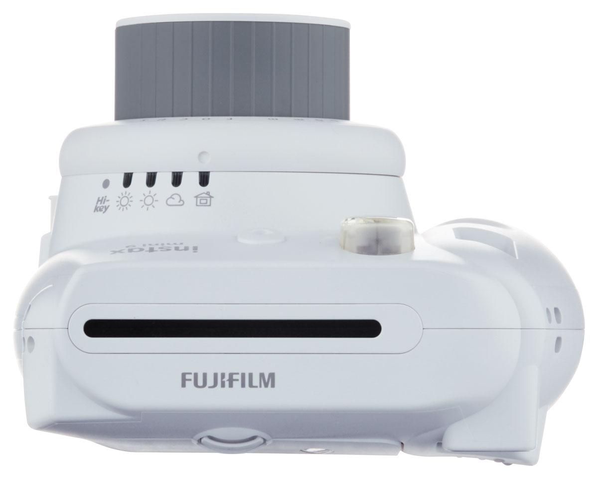 Fujifilm Instax Mini 9, Whiteфотокамера мгновенной печати Fujifilm