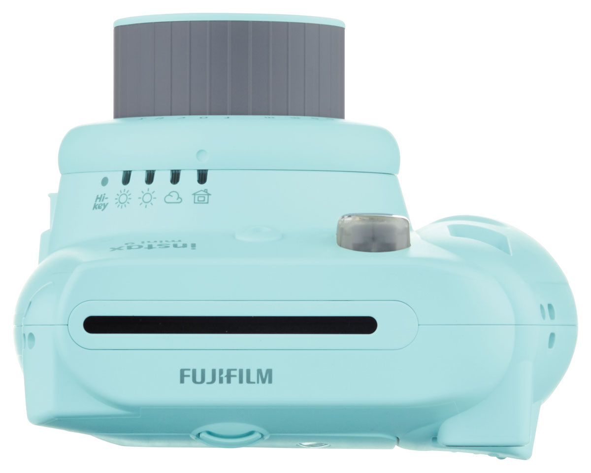Fujifilm Instax Mini 9, Light Blueфотокамера мгновенной печати Fujifilm