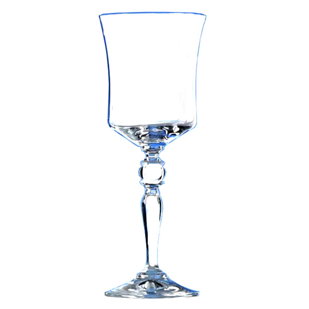 Набор бокалов для вина Bohemia Crystal Грация, 185 мл, 6 шт40792/185Бокалы для вина Bohemia Crystal коллекции Грация украсят праздничный стол и создадут приятную атмосферу праздника. Они обладают привлекательным внешним видом, а материалом их изготовления является высококачественное хрустальное стекло. Кроме того, данный набор отлично подойдет в качестве оригинального подарка вашим родным и близким. Объем составляет 185 мл. Количество в упаковке 6 шт.