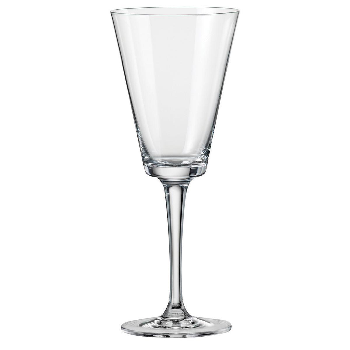 """Набор бокалов для вина """"Джайф"""" - изделие из богемского стекла Crystalex одного из старейших производителей Чехии. История появления стекла насчитывает более десяти веков. Стекло Crystalex обладает гораздо лучшими эксплуатационными и эстетическими свойствами, чем любое другое. Оно более блестящее, более прозрачное и одновременно более прочное. Изысканные переливы, игра света, красота и изящные формы изделий не перестают поражать своим великолепием. Любое изделие из богемского стекла станет изысканным подарком к празднику или торжественному событию. Красота и роскошь изделия непременно будут оценены по достоинству."""