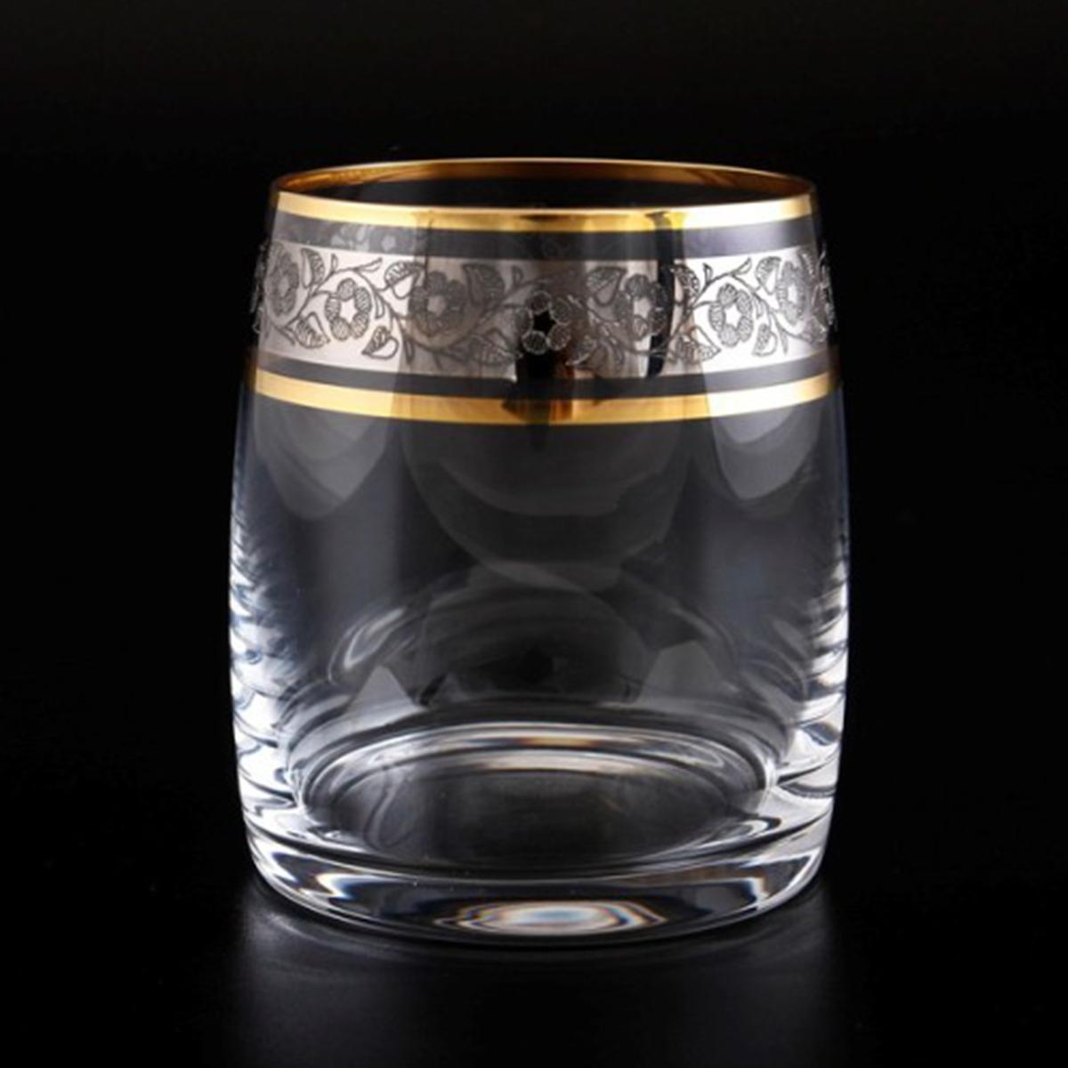 """Набор стаканов для виски """"Идеал"""" изготовлены из чешского стекла высокого качества. Стаканы """"Идеал"""" станут прекрасным дополнением любого стола. Объем: 290 мл.Количество в упаковке: 6 шт."""