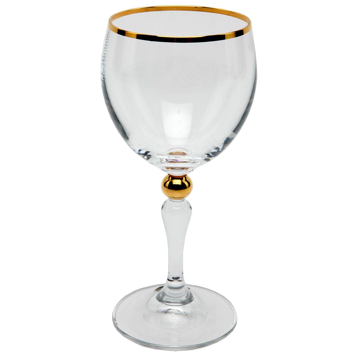 """Бокалы для вина Bohemia Crystal коллекции """"Кармен"""" порадуют не только вас, но и ваших гостей. Они обладают привлекательным внешним видом, а материалом их изготовления является высококачественное хрустальное стекло. Кроме того, красоту бокала подчеркивает элегантная форма ножки. Объем составляет 200 мл. Количество в упаковке 6 шт."""