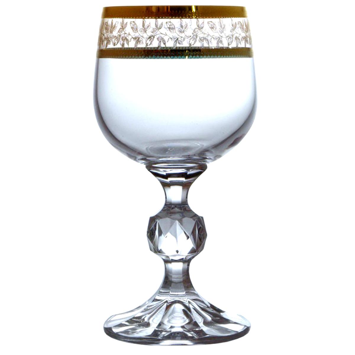 Набор бокалов для вина Bohemia Crystal Клаудия, 230 мл, 6 шт. 40149/43081/230 набор бокалов для бренди коралл 40600 q8105 400 анжела