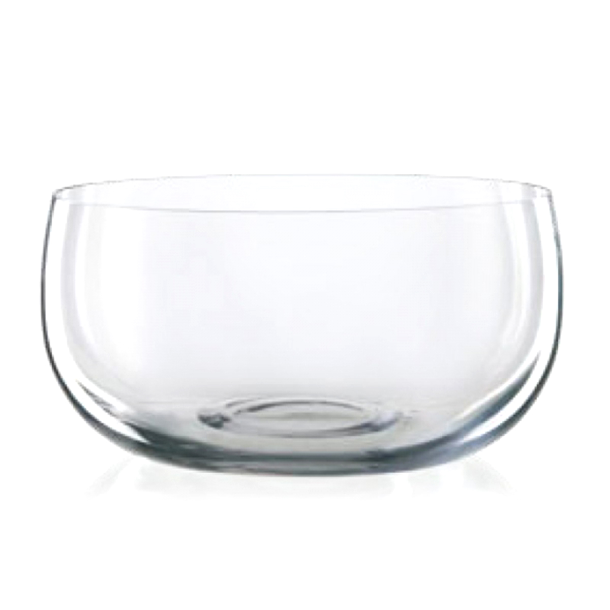 Салатник Bohemia Crystal украсит праздничный стол и создаст приятную атмосферу праздника. Он обладает привлекательным внешним видом, а материалом его изготовления является высококачественное хрустальное стекло.  Данный салатник также отлично подойдет в качестве оригинального подарка вашим родным и близким.