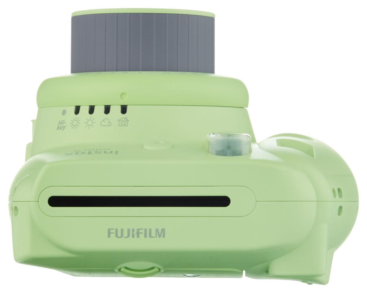 Fujifilm Instax Mini 9, Greenфотокамера мгновенной печати Fujifilm