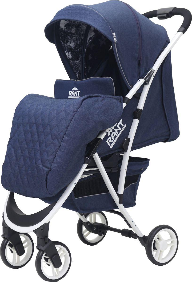 Rant Коляска прогулочная Largo Jeans цвет синий прогулочные коляски рант largo