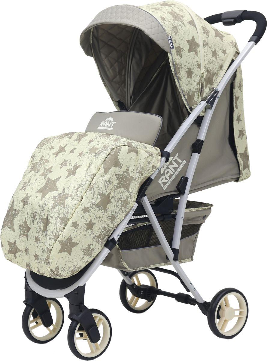 Rant Коляска прогулочная Largo Stars цвет бежевый прогулочные коляски рант largo
