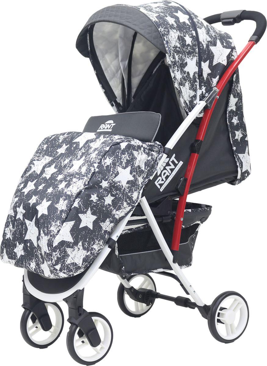 Rant Коляска прогулочная Largo Stars цвет графит прогулочные коляски рант largo