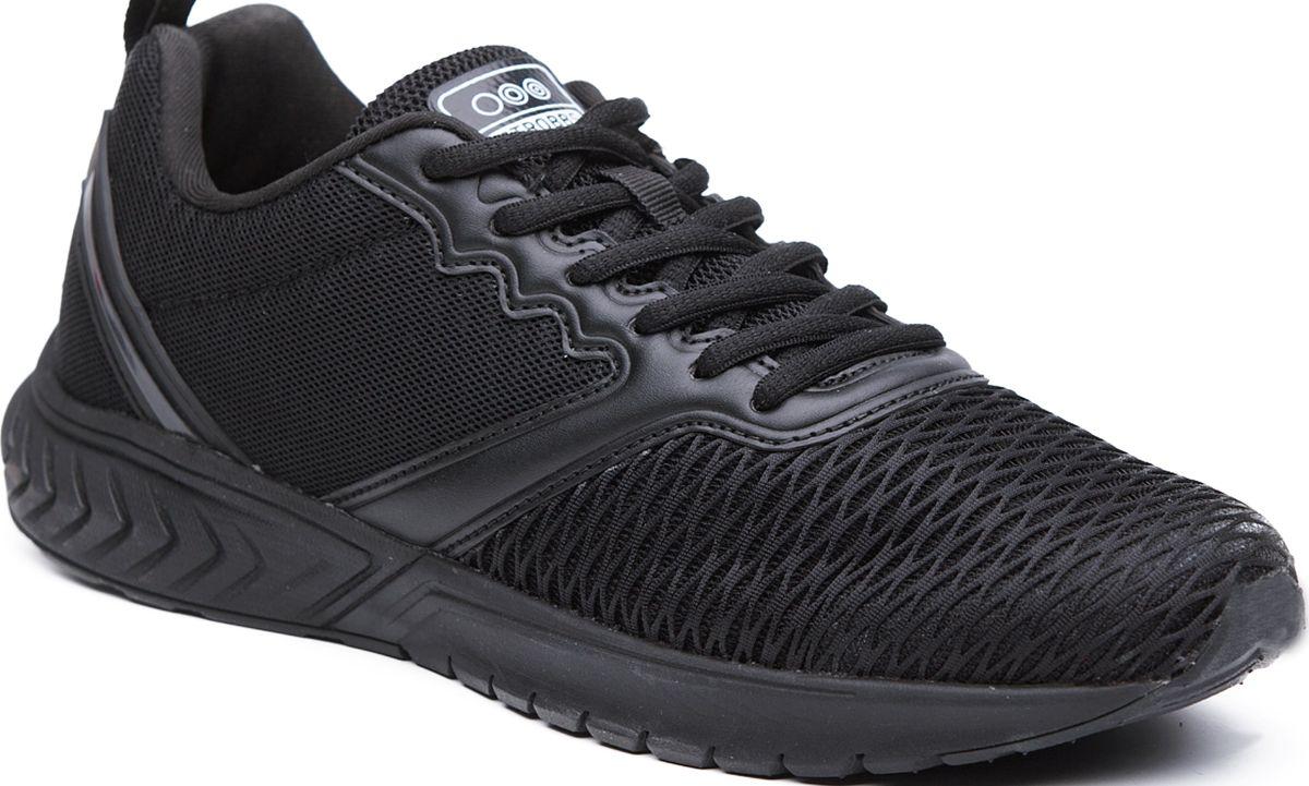 Кроссовки мужские Strobbs, цвет: черный. C2594-3. Размер 41
