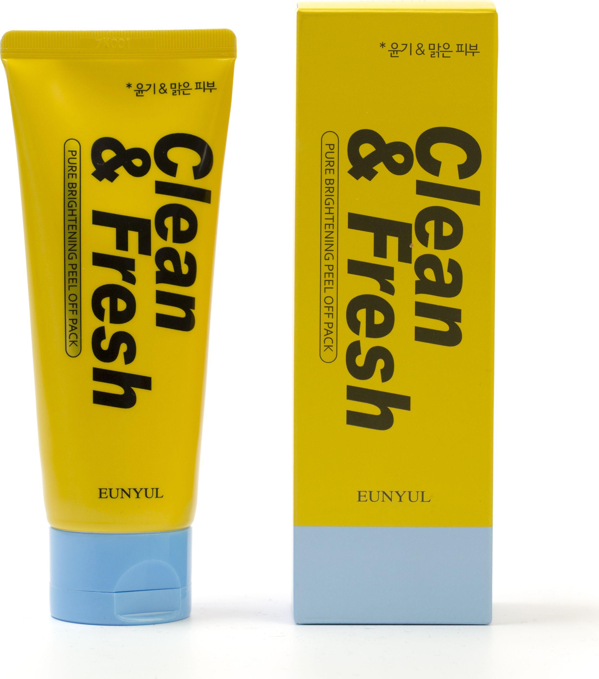 Eunyul Маска-пленка для сияния кожи, 120 мл404047Новая серия масок-пленок от Eunyul помогает сделать вашу кожу лучше и поддерживает ее в прекрасном состоянии. Маска-пленка для сияния кожи, удаляет загрязнения и мертвые клетки, отлично оживляет цвет лица, так как содержит экстракты лимона и комплекс витаминов. Маска содержит экстракт мяты и лайма, которые эффективно сужают поры и освежают кожу. Маска имеет освежающий эффект и хорошо очищает поры.
