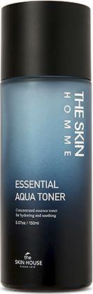 The Skin House Увлажняющий тонер для мужской кожи, 150 мл821671Увлажняющий тонер мгновенно впитывается в кожу, контролирует pH-баланс, делает тон кожи более здоровым и ровным. Тонер поможет значительно выровнять тон и текстуру кожи, разгладить морщины и улучшить общее состояние кожи. Данное средство действует как 7-в-1, выполняя функции антивозрастного, осветляющего, балансирующего, увлажняющего, разглаживающего, укрепляющего, сужающего поры средства.