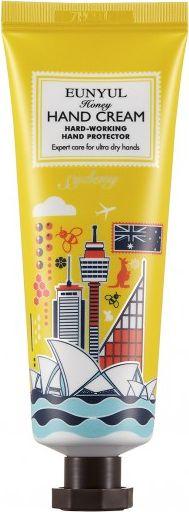 Eunyul Крем для рук с экстрактом меда Сидней, 50 г eunyul маска с экстрактом меда 22 г