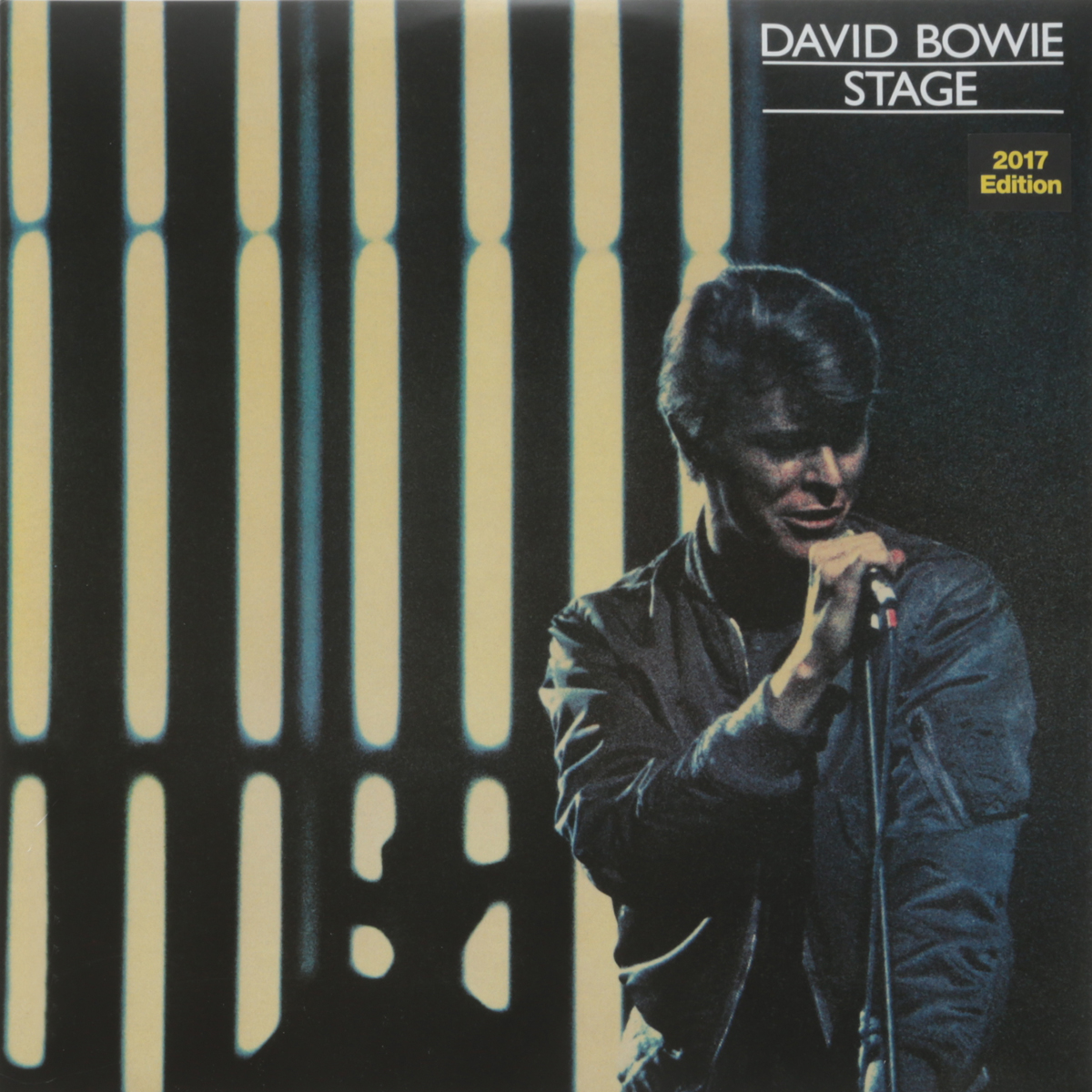 Дэвид Боуи David Bowie. Stage (3 LP) 3 lens 36 patterns rg blue led new year christmas party laser projector stage lighting dj disco bar party show stage light