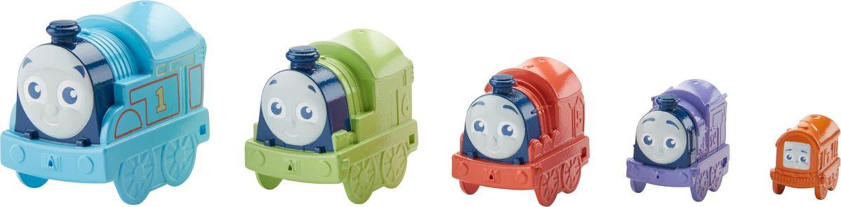 Thomas & Friends Игровой набор Мой первый Томас Складывающиеся паровозики - Железные дороги