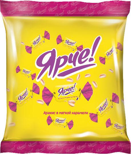 Яшкино Ярче! Арахис конфеты, 180 г яшкино вафли глазированные с орешками 200 г